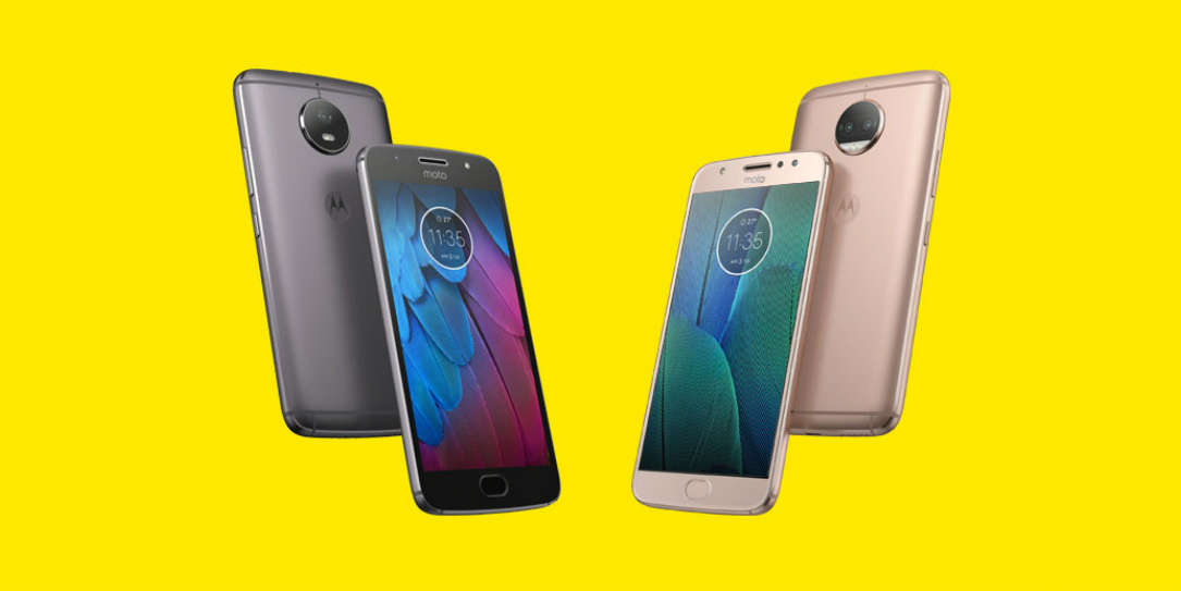 The New Moto G5S and Moto G5S Plus