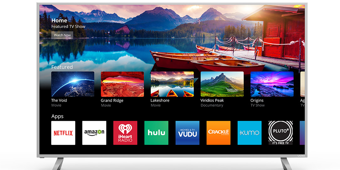 vizio tv apps. \u201cthe introduction of vizio smartcast tv is all about giving consumers additional options when it comes to accessing their favorite content.\u201d vizio tv apps .