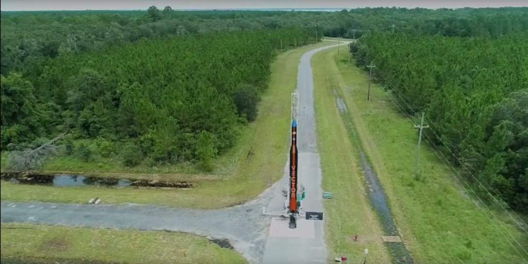 Tucson-based Vector test launches rocket in Georgia