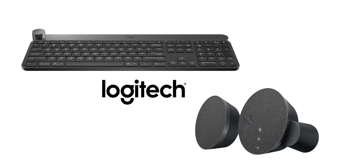 Logitech Unveils CRAFT Keyboard With Creative Input Dial