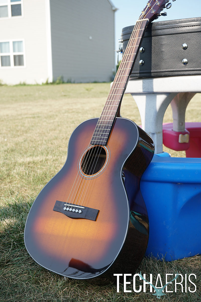 57147bf167 Fender CT-140SE review: A great auditorium style short scale for travel