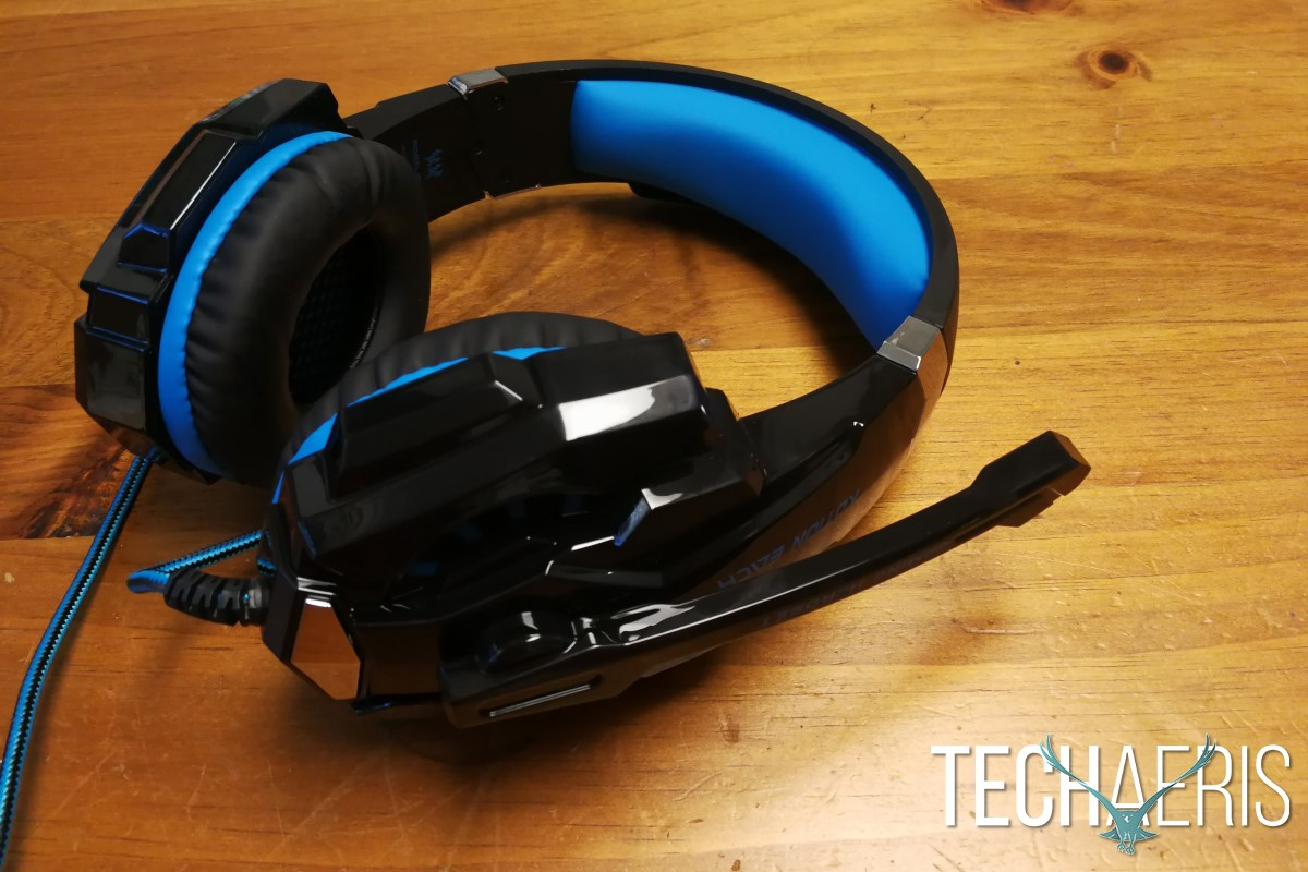 Kotion Each G9000 Review Budget Friendly Gaming Headphones With
