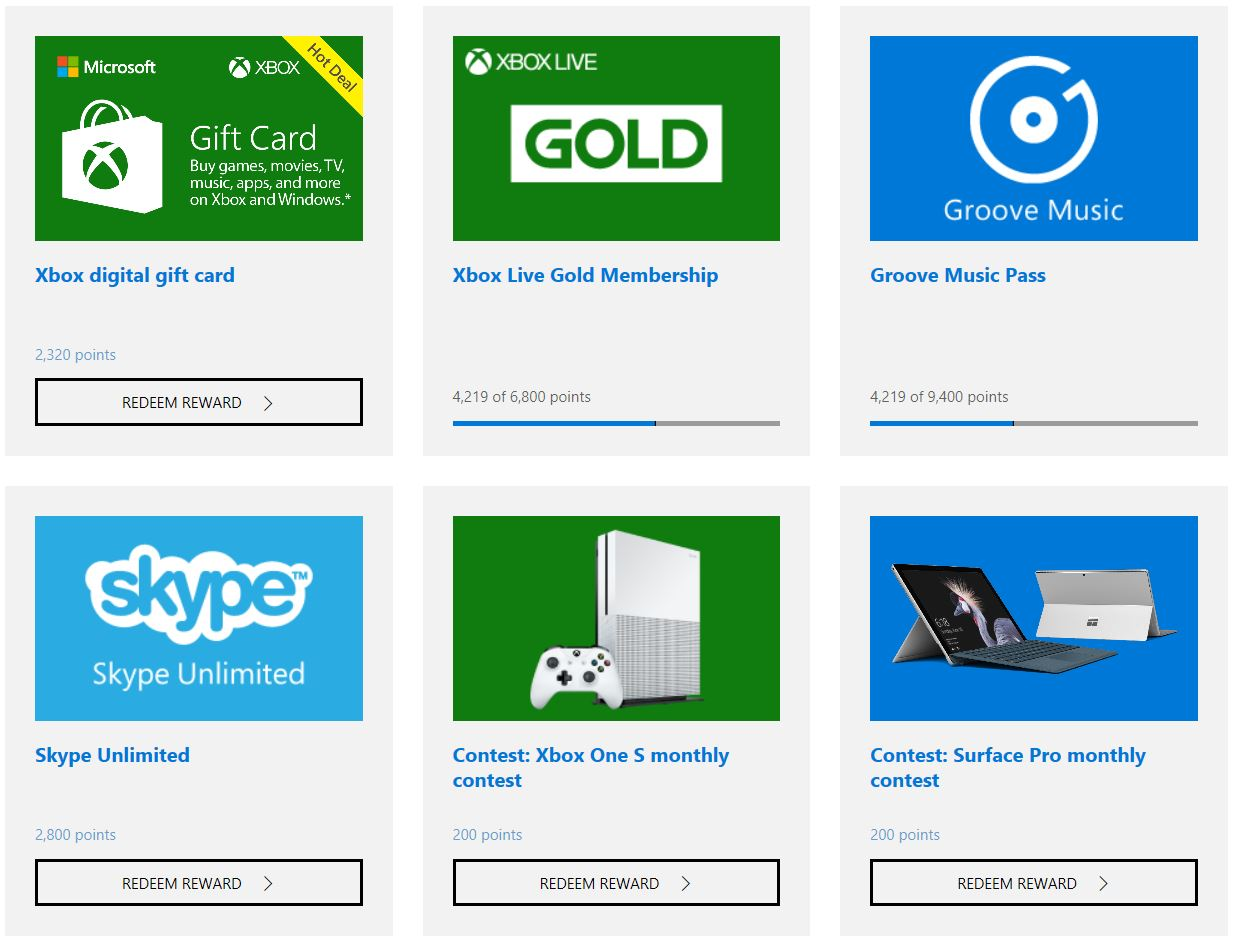 Microsoft-Rewards-Redemption