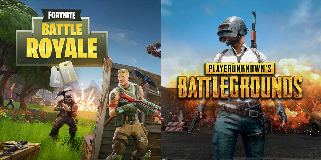 PlayerUnknown's Battlegrounds Team Concerned with Fortnite's Battle Royale Mode; Considering 'Further Action'