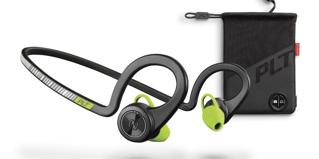 2d48034f5f6 Plantronics BackBeat FIT Training Edition and Boost Edition are designed to  stay put during exercise.