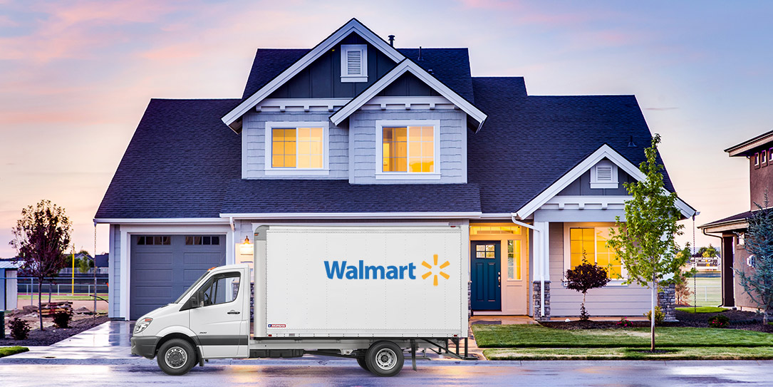 Walmart Delivers To Your Fridge