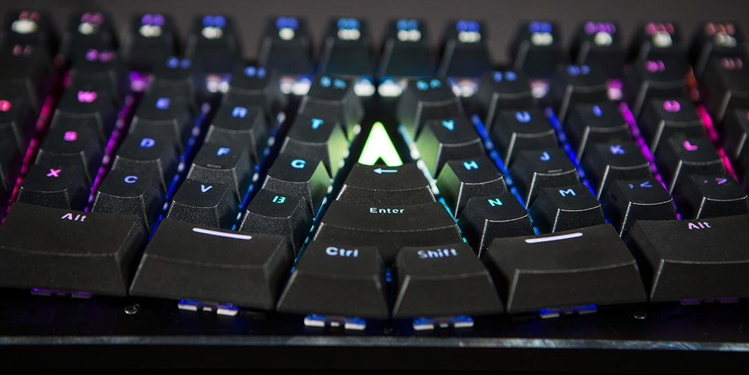 X Bows Brings Re Designed Ergonomics To Mechanical Keyboards