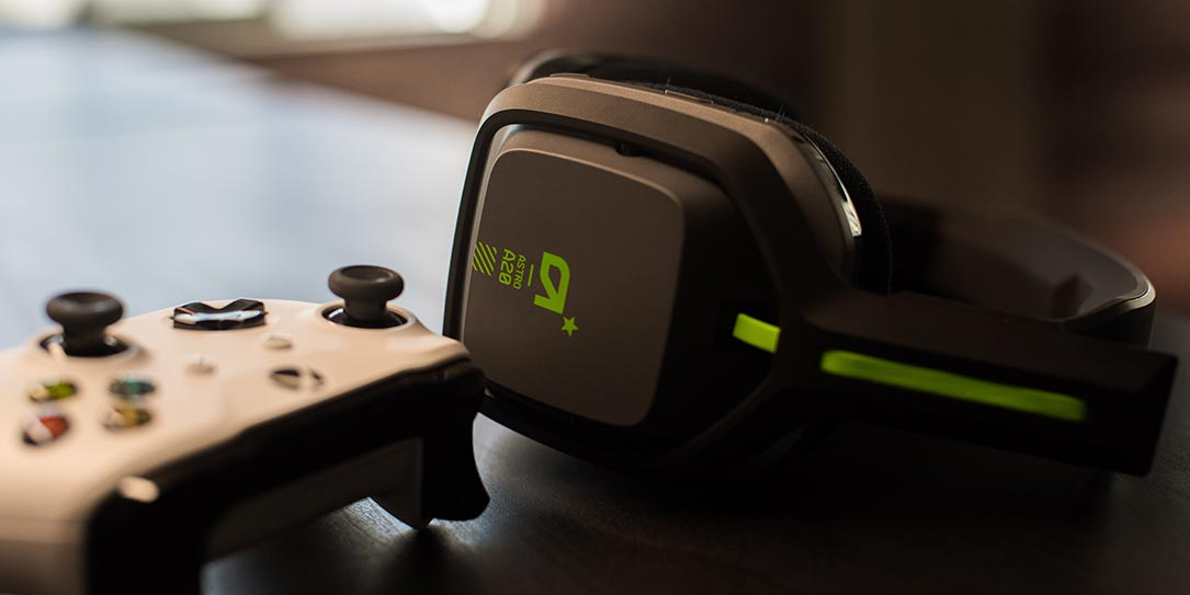 astro gaming debuts the a20 wireless headset at pax. Black Bedroom Furniture Sets. Home Design Ideas