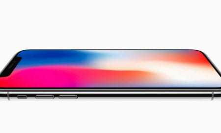 iPhone X official