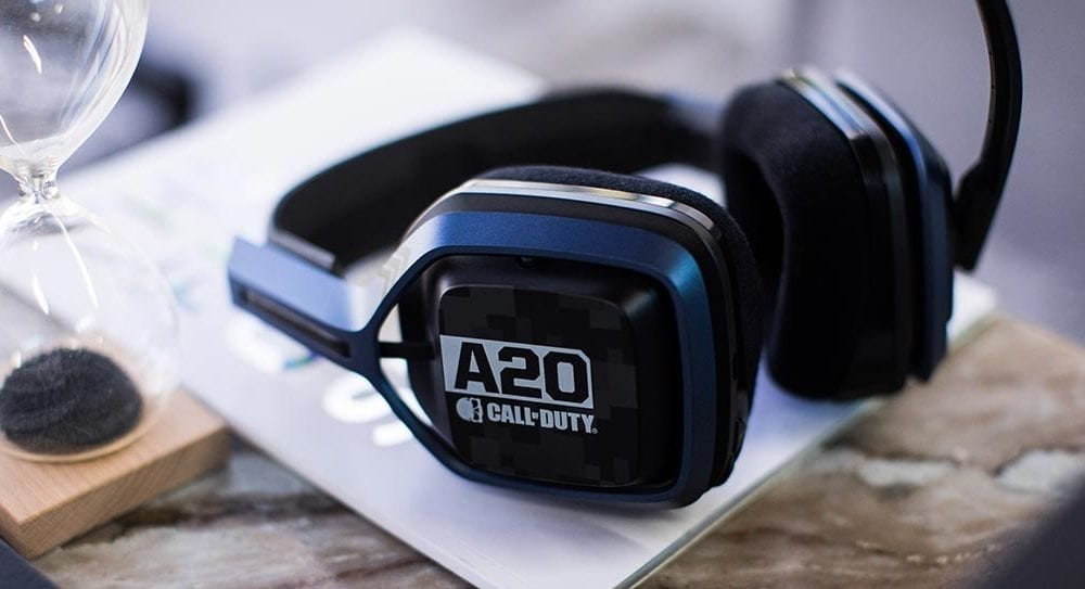 0604c74076a ASTRO A20 Wireless Headset now available for consoles and PC, includes Call  of Duty Edition