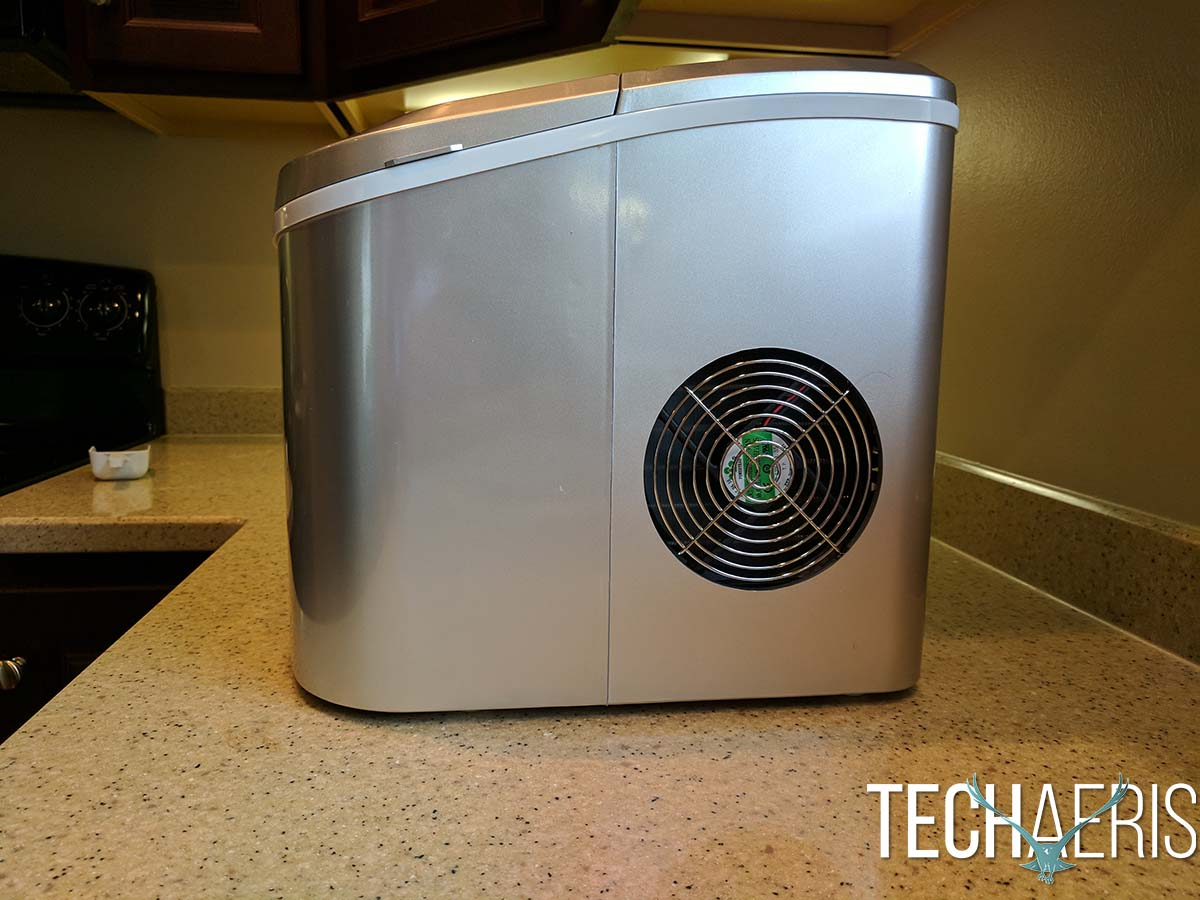 Rca Compact Ice Maker Review A Bucket Of Ice In 30 Minutes