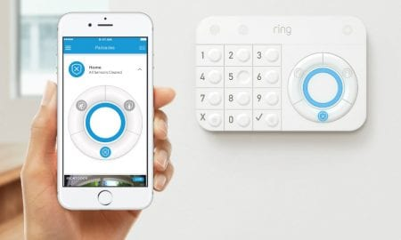 Ring Protect security system
