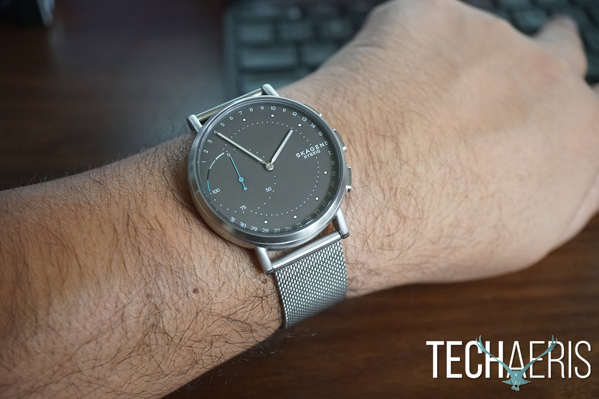 SKAGEN Connected Signatur review: An elegant and simple ...