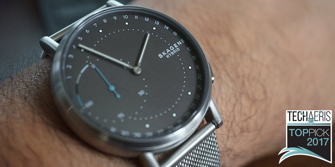 Skagen Connected Signatur Review An Elegant And Simple Hybrid