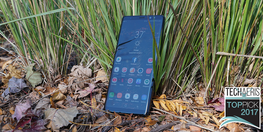 Samsung Galaxy Note8 review: This is the Samsung you're looking for