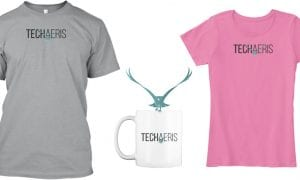 Techaeris T-Shirts