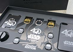 iRing Star Wars 40th Anniversary Limited Edition Collection