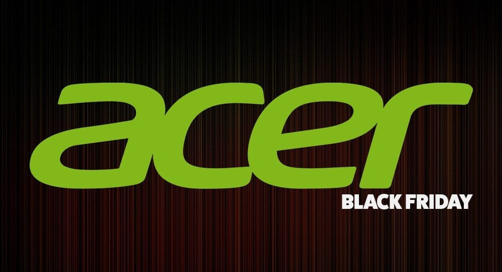 Acer Black Friday Deals Will Save You A Pretty Penny