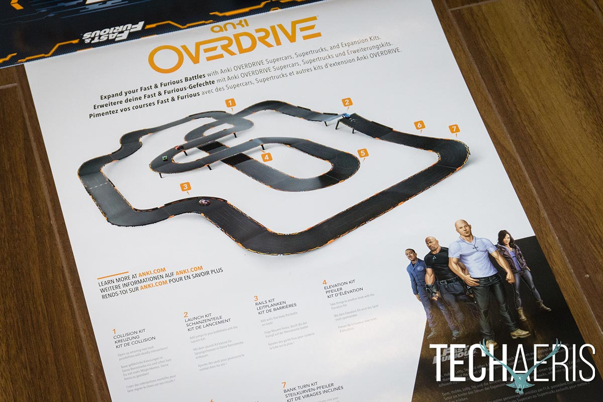 Anki Overdrive Review Fast Amp Furious Edition Is
