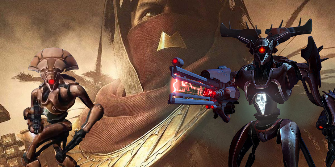 Watch the 'Destiny 2: Curse of Osiris' reveal right here