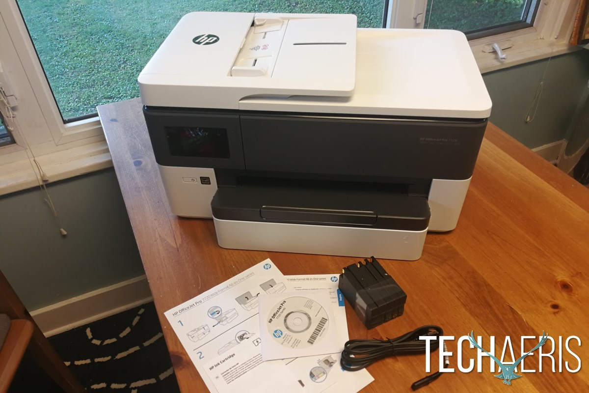Hp Officejet Pro 7720 Review Great Performance For Home Or Small Office