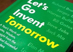 Let's Go Invent Tomorrow