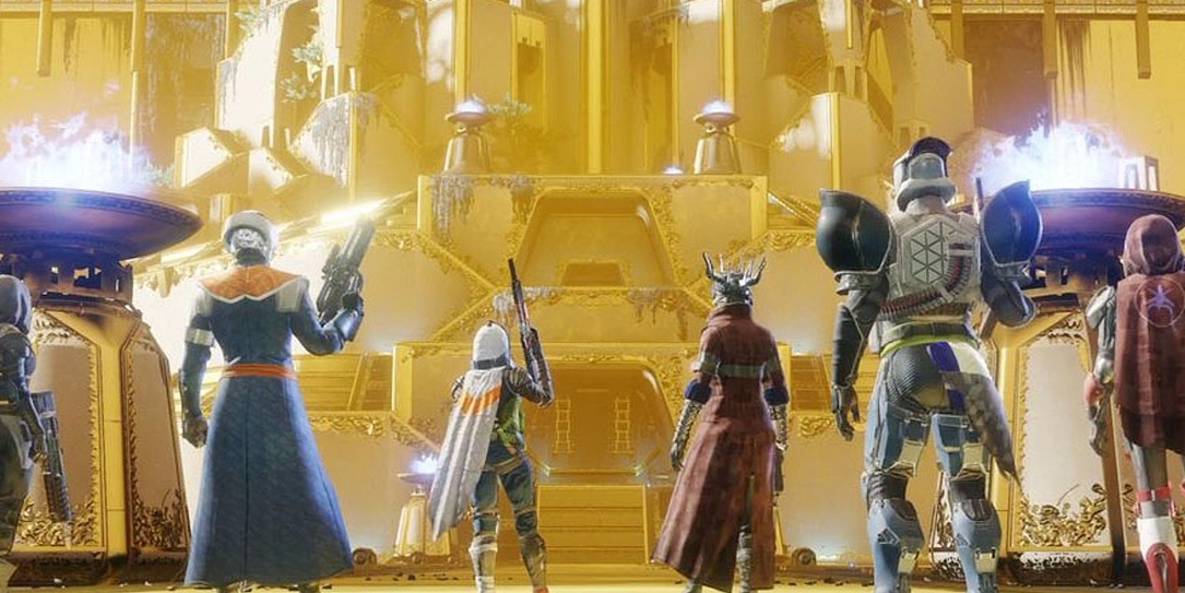 Destiny 2 Hotfix Notes -