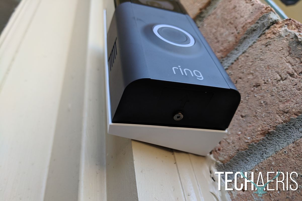 ring video doorbell 2 review easily keep an eye on your. Black Bedroom Furniture Sets. Home Design Ideas
