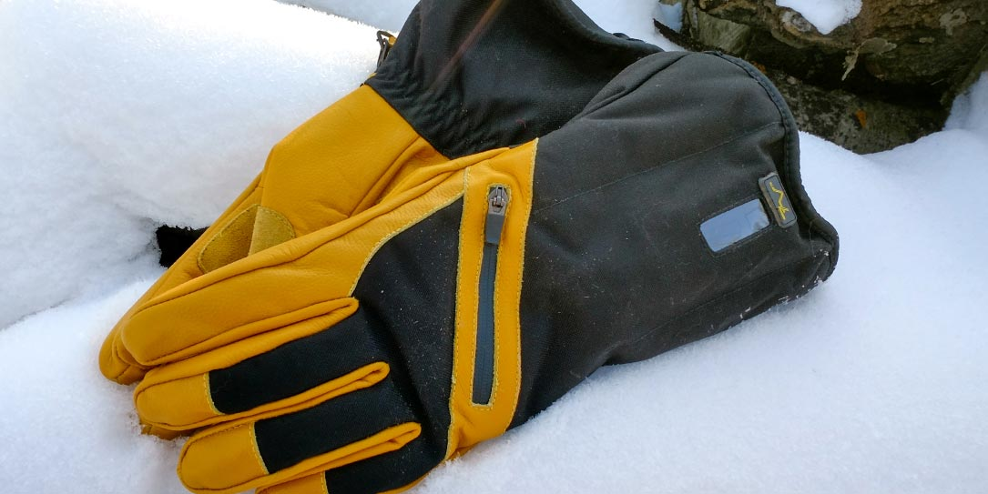 Volt Heated Work Gloves Review Rechargeable Heated Gloves