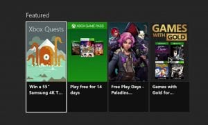 Xbox Quests