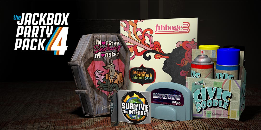 The Jackbox Party Pack 4 review: More zany, bizarre party ...
