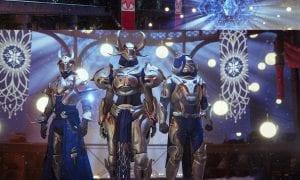 The dawning will be live Dec. 19.