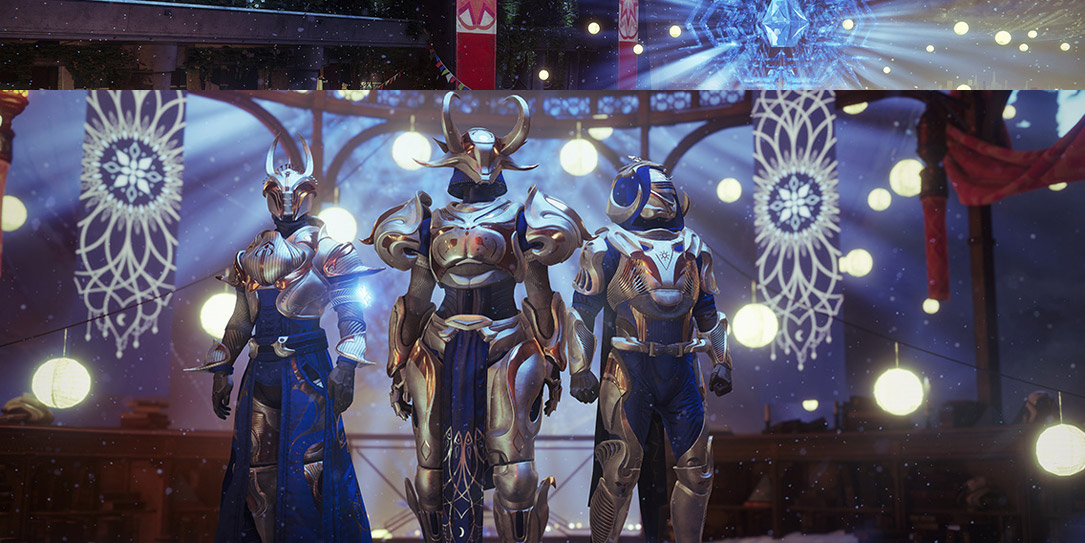 Bungie kicks off the holiday season with Destiny 2 'The Dawning' event