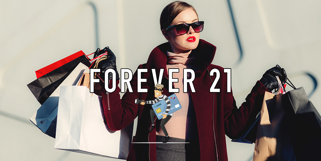 Security breach for Forever 21