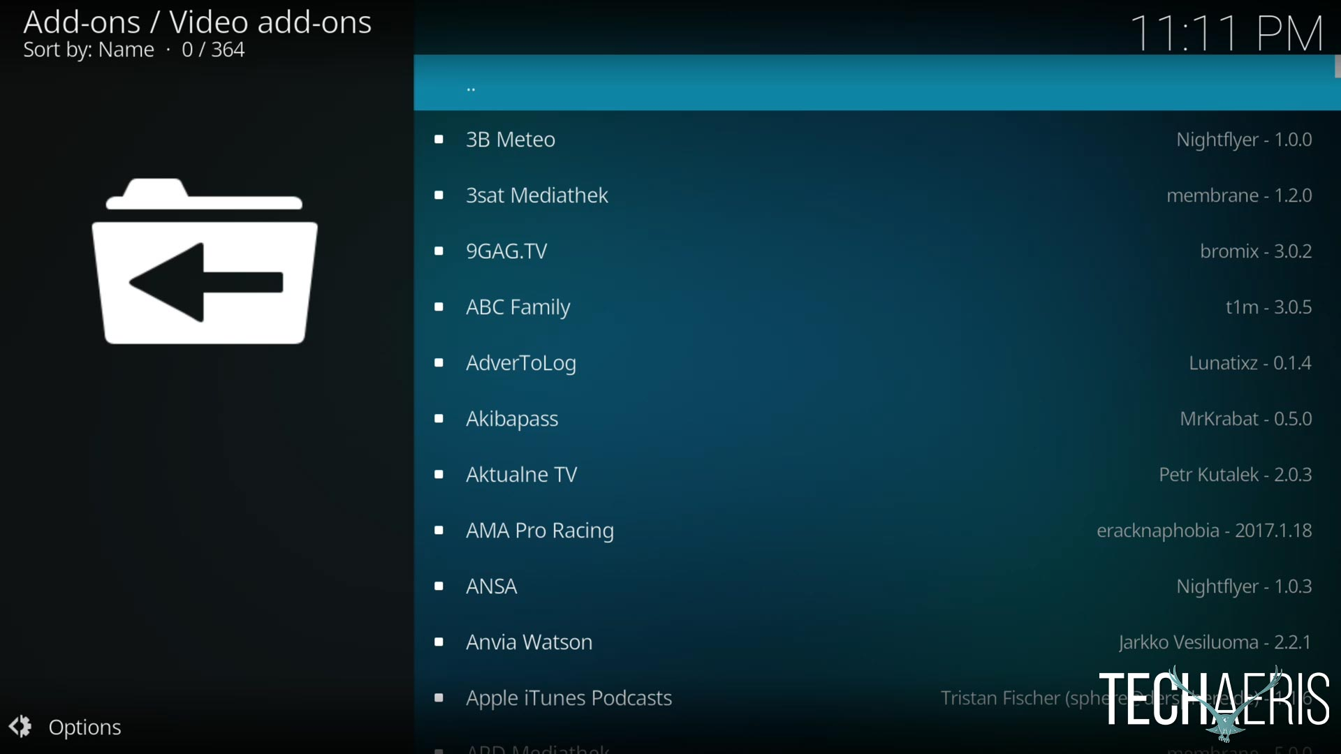 Kodi Returns to Its Roots, Now Available on Xbox One