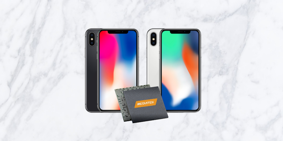 MediaTek may supply LTE modems for Apple's 2018 iPhone lineup