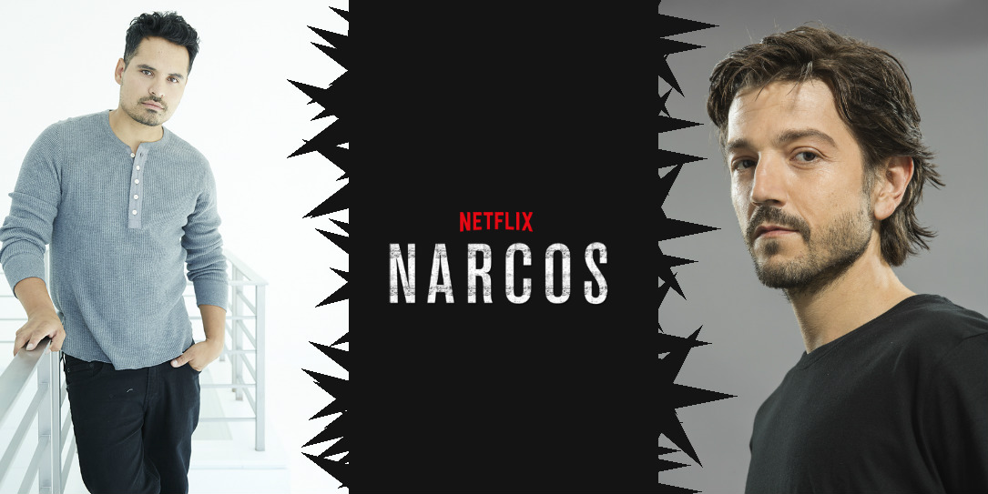 Diego Luna and Michael Pena to star in Narcos season 4