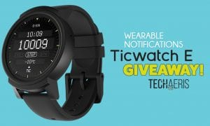 Ticwatch E