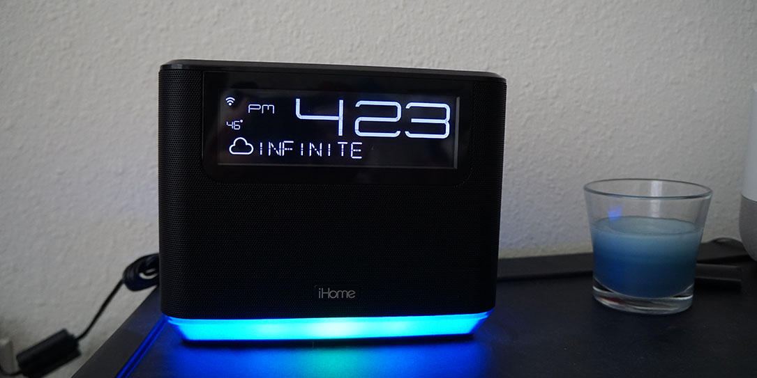 iHome iAVS16 review An alarm clock that brings Alexa to your