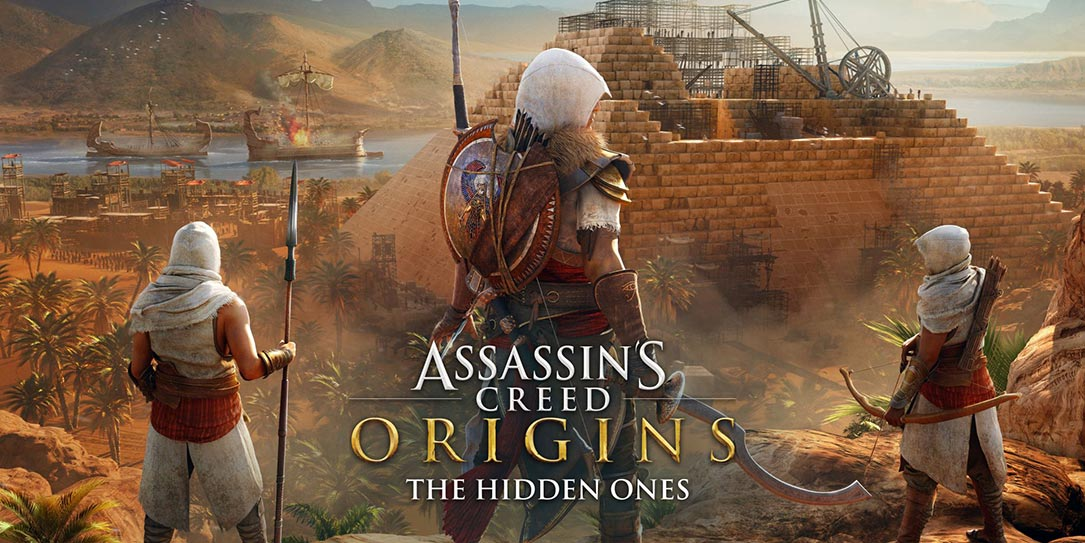 The Hidden Ones joins Assassin's Creed Origins next week