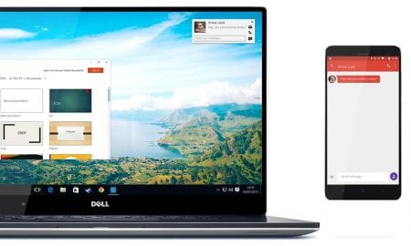 Dell-Mobile-Connect-pc-smartphone-integration