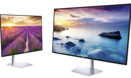 Dell-Ultrathin-Monitors