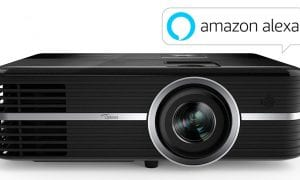 Optoma-Alexa-enabled-UHD51A-4K-projector