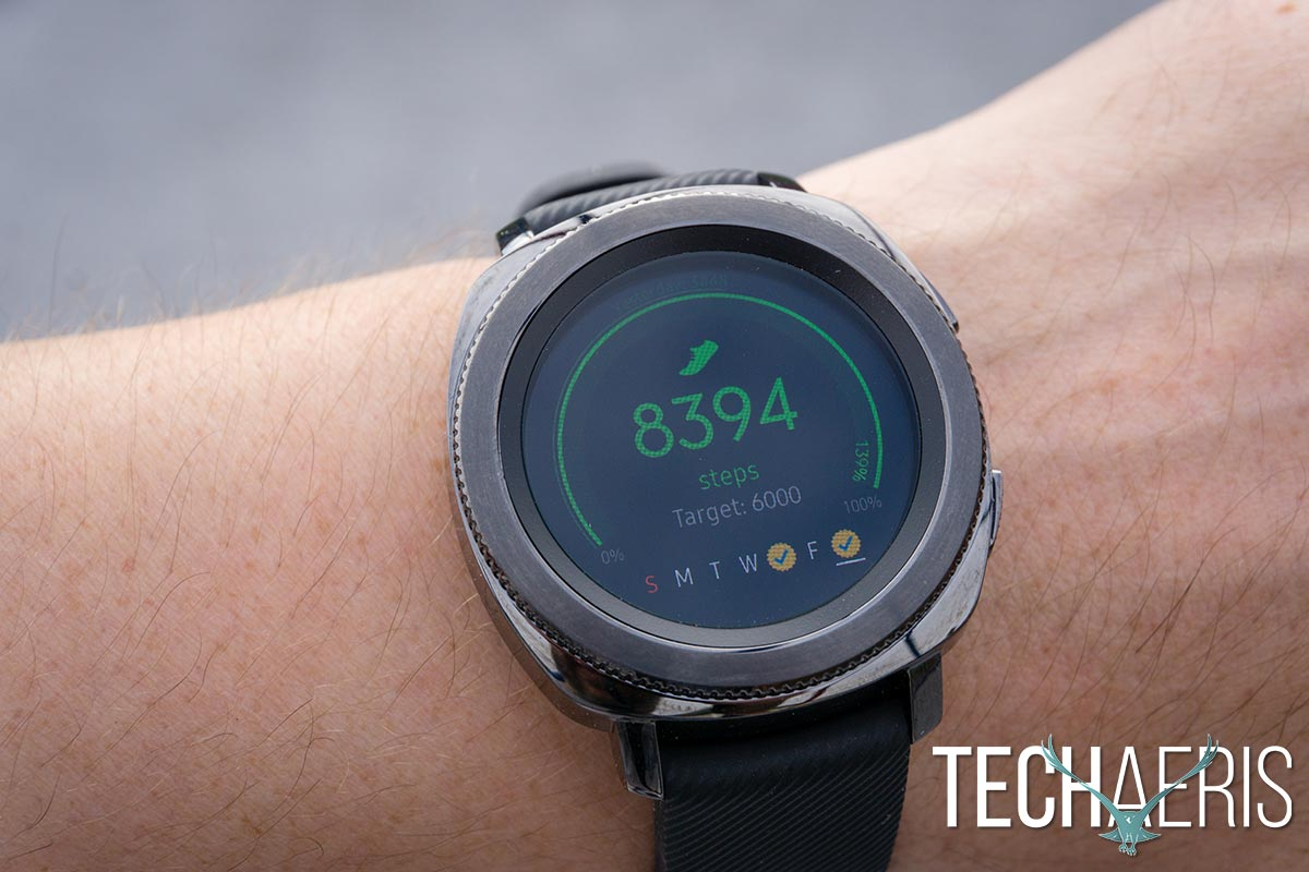 Samsung Gear Sport review: A well-rounded smartwatch for ...