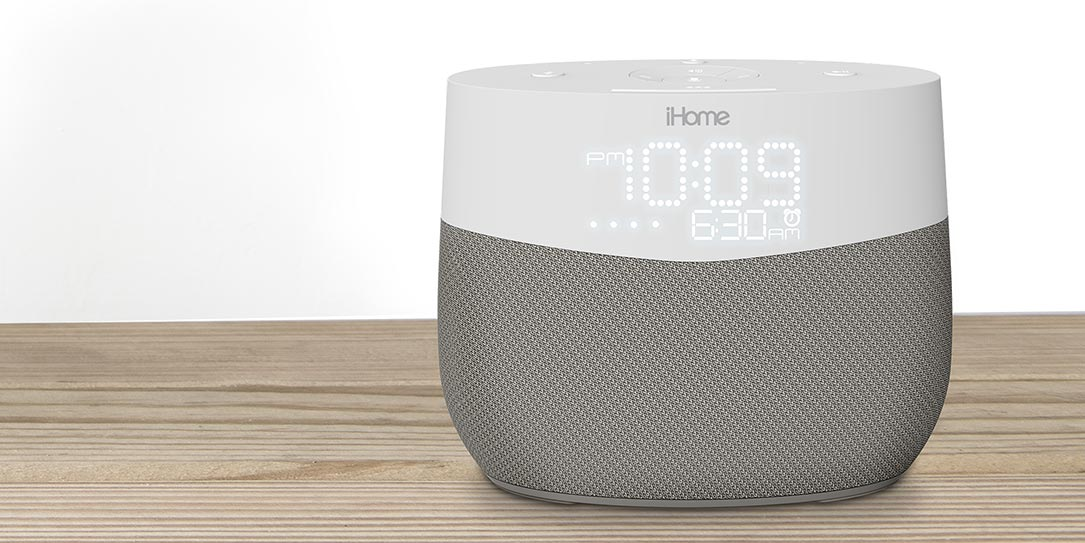 iHome-iGV1-Google-Assistant