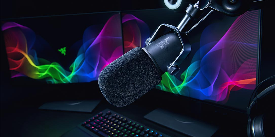 Razer Introduces New Pro Grade Microphone, The Seiren
