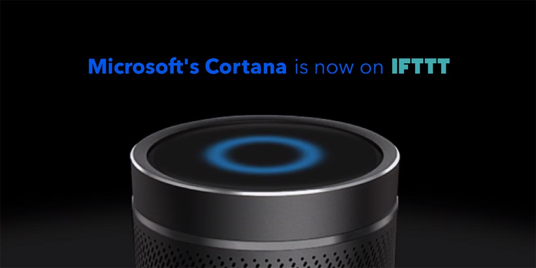 Cortana-smart-home-IFTTT