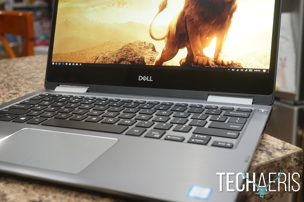 dell inspiron 13 7373 review a real solid 13 portable fhd laptop. Black Bedroom Furniture Sets. Home Design Ideas