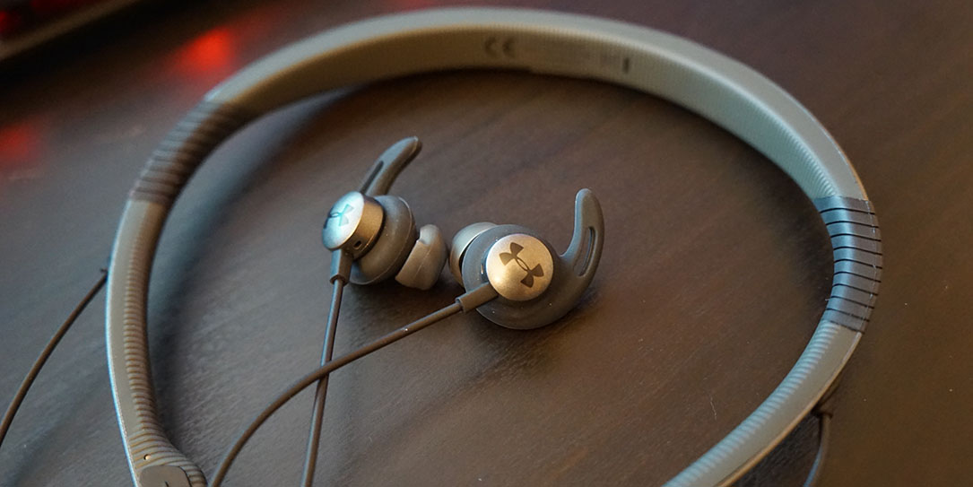 Jbl under armour wireless in-ear headphones review