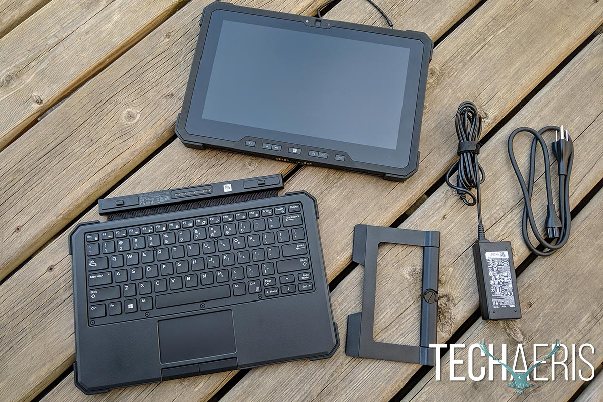 Dell Latitude 7212 review: A rugged extreme tablet for the